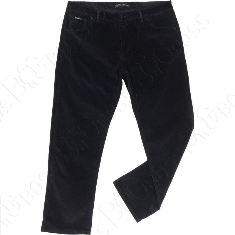 Вельветовые штаны Dekons 0