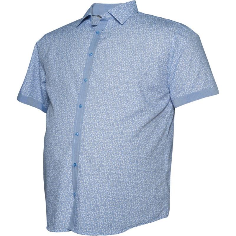 Рубашка короткий рукав Big Team 1