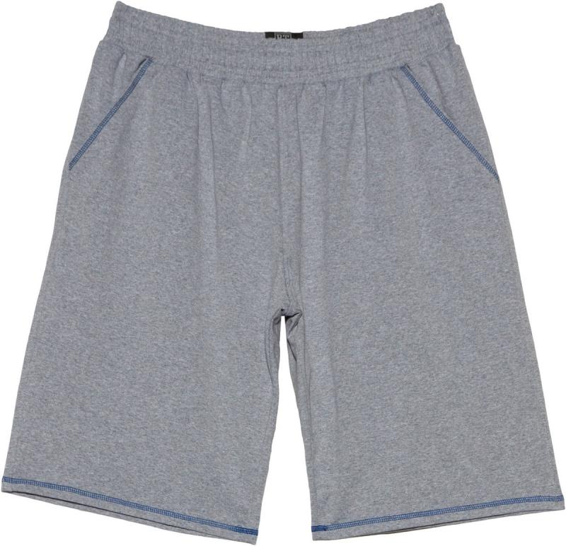 Трикотажные шорты серого цвета Big Team 0