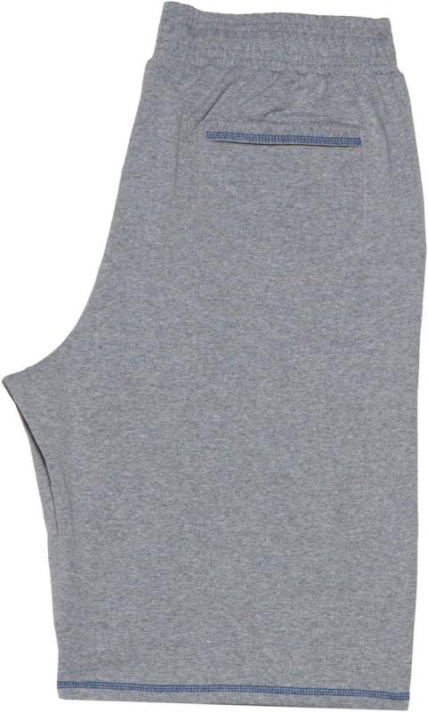 Трикотажные шорты серого цвета Big Team 1