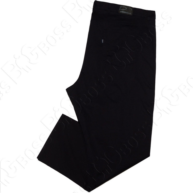 Летние штаны тёмно синего цвета Dekons 1