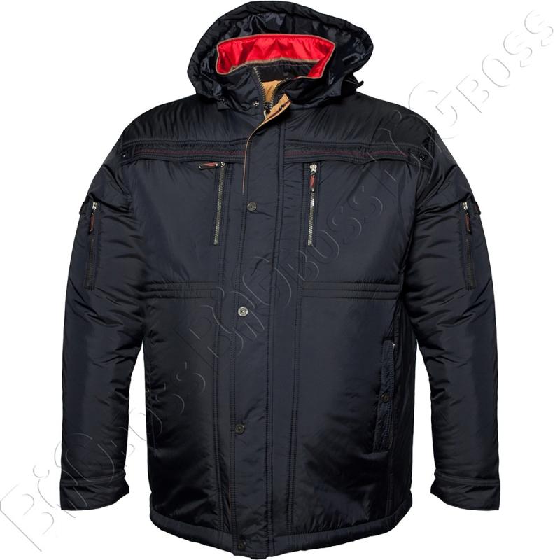 Зимняя куртка большого размера Dekons 0