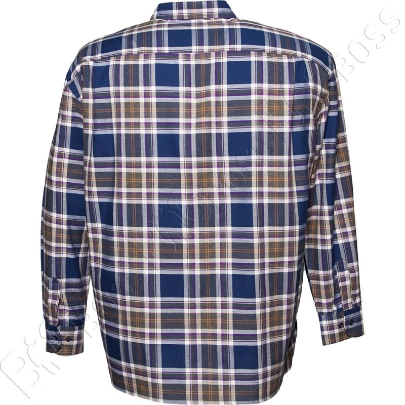 Рубашка тёплая Big Team 2