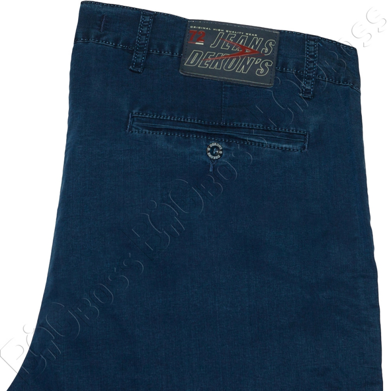 Тонкие джинсы Dekons 4