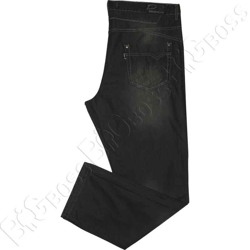 Тонкие джинсы Dekons 3