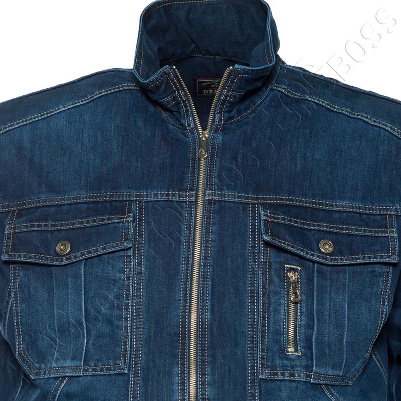 Джинсовая куртка  Dekons 2