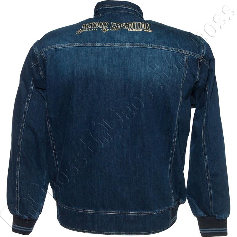 Джинсовая куртка  Dekons 3