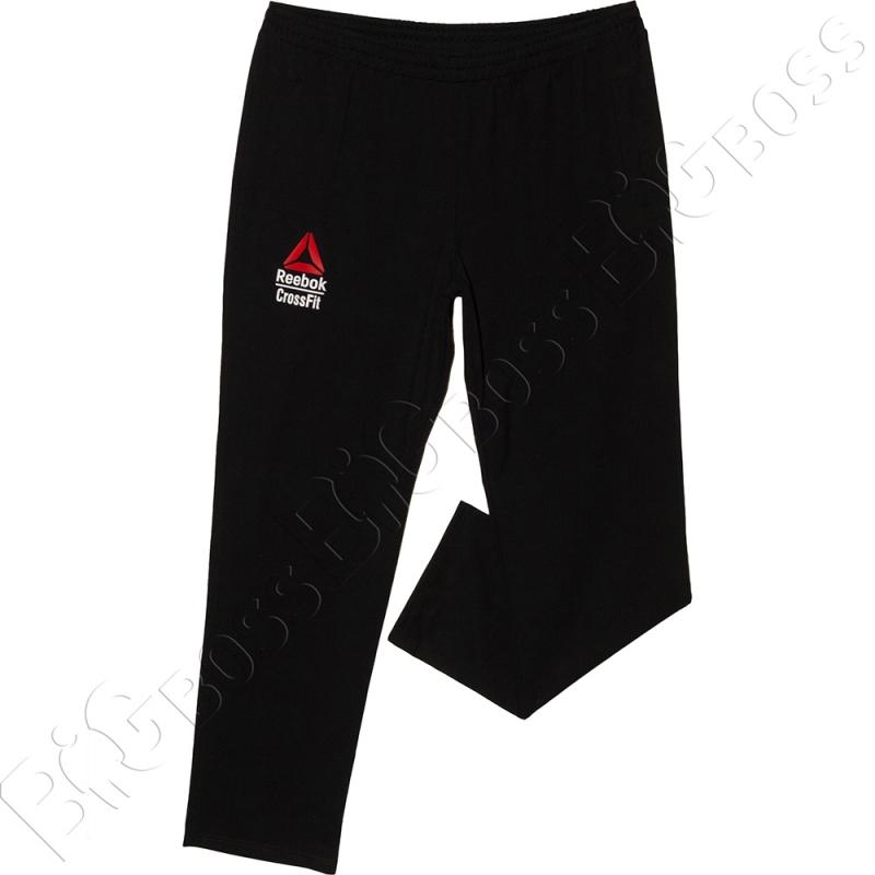 Спортивные штаны чёрного цвета Big Team 0