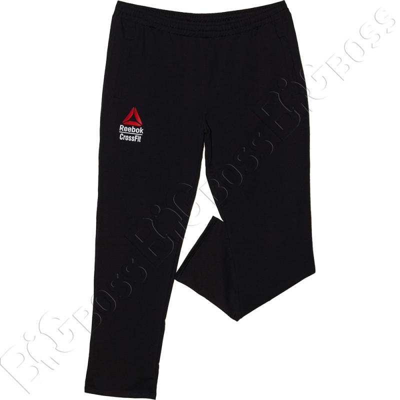 Спортивные штаны тёмно синего цвета Big Team 0