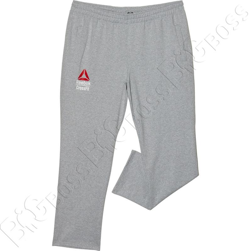 Спортивные штаны серого цвета Big Team 0