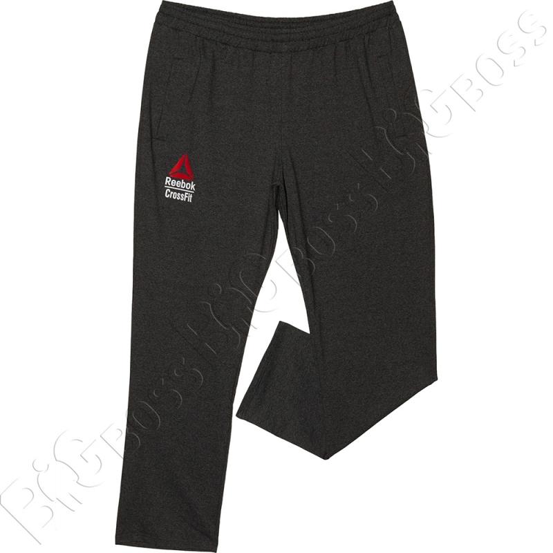 Спортивные штаны тёмно серого цвета Big Team 0