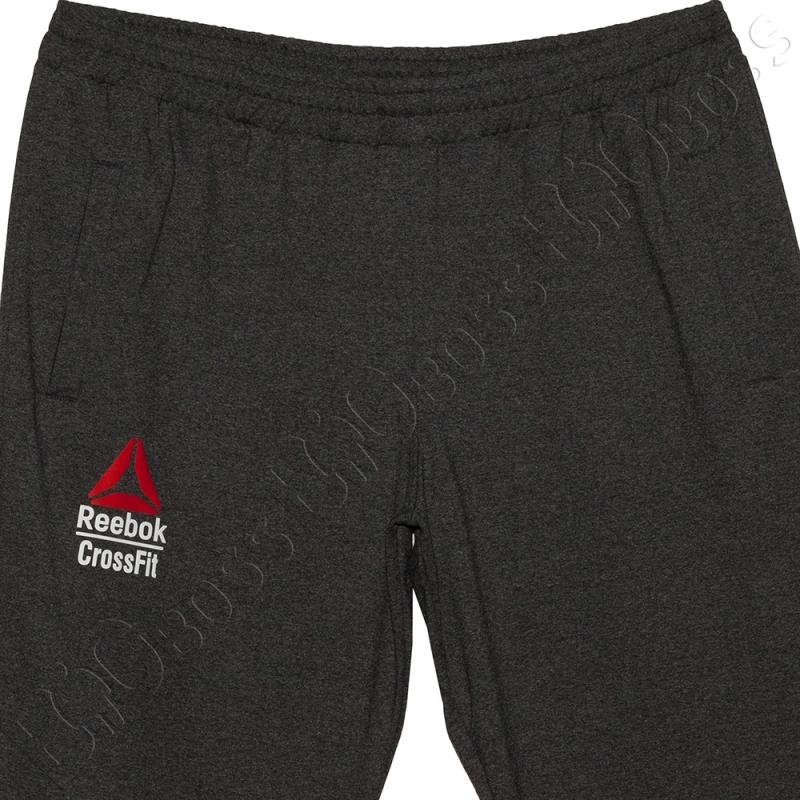 Спортивные штаны тёмно серого цвета Big Team 1
