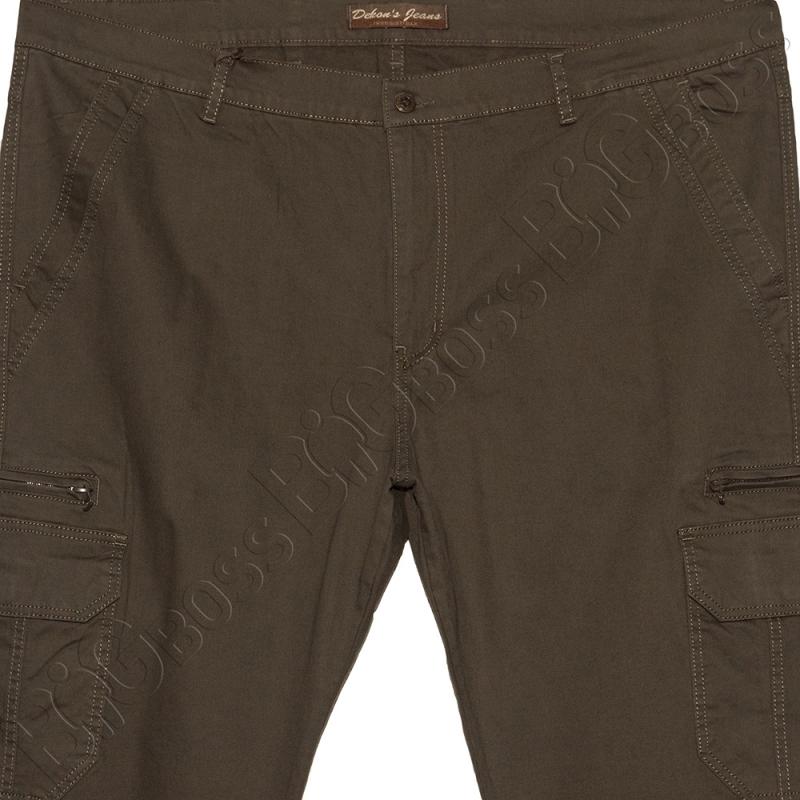 Штаны с боковыми карманами Dekons 1