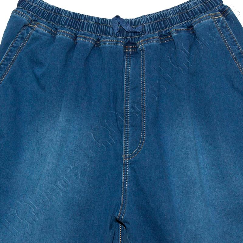 Тонкие джинсовые шорты Dekons 1