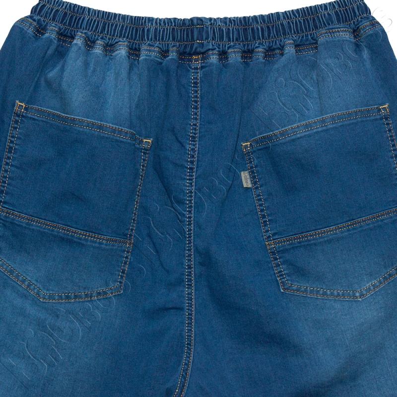 Тонкие джинсовые шорты Dekons 3