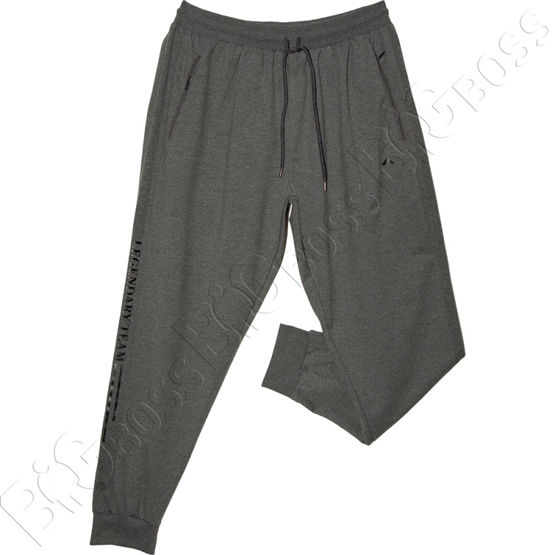 Трикотажные спортивные штаны на манжете Scour 0
