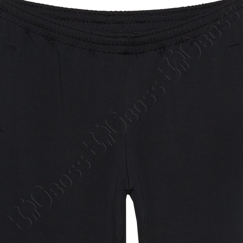 Спортивные штаны тёмно синего цвета Big Team 2