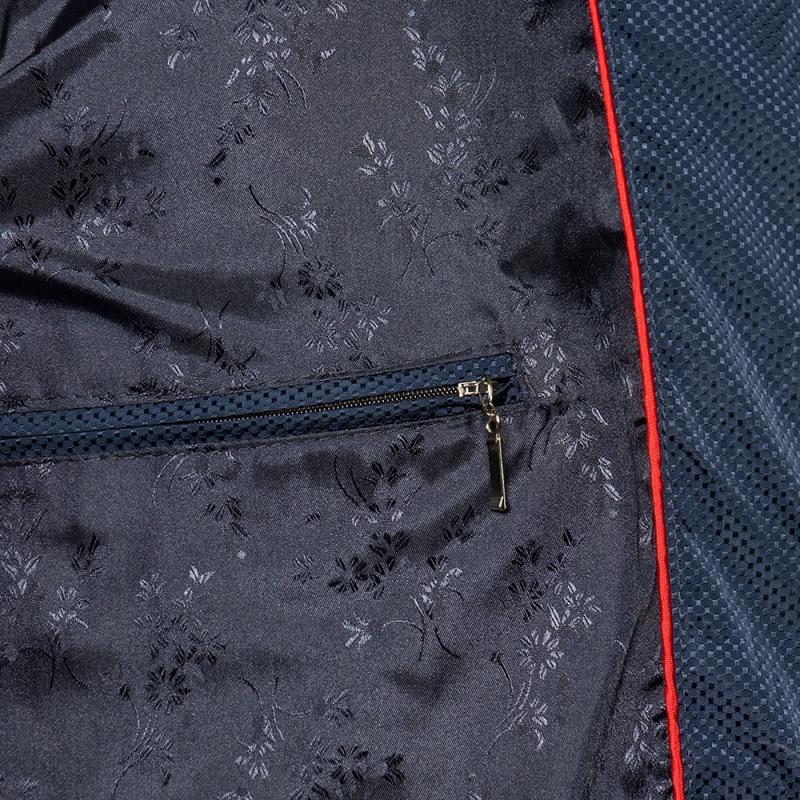 Куртка зимняя синего цвета IFC 4