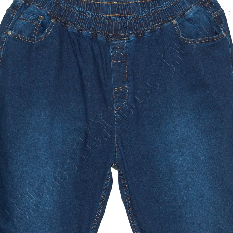 Осенние джинсы на резинке Miele 1