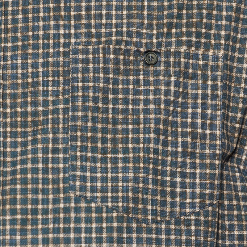 Рубашка в мелкую клетку Big Team 2