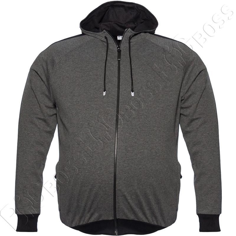 Спортивный костюм серого цвета Big Team 1