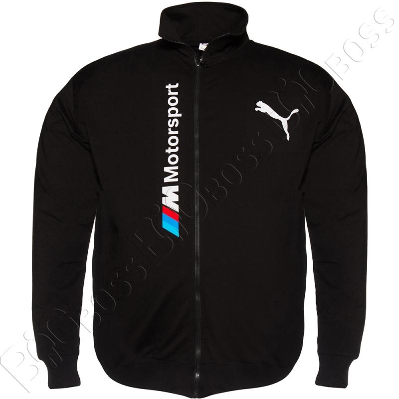 Трикотажный спортивный костюм чёрного цвета BIG TEAM 1