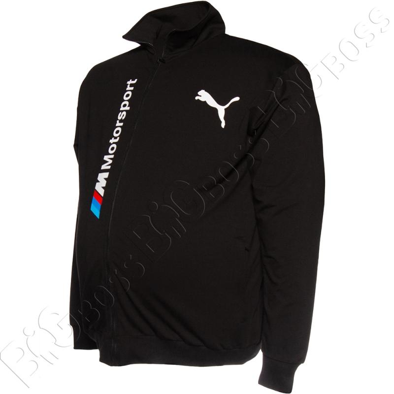 Трикотажный спортивный костюм чёрного цвета BIG TEAM 3