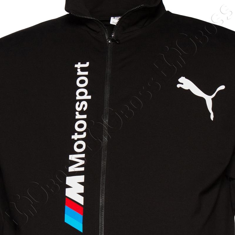 Олимпийка чёрного цвета Big Team 1