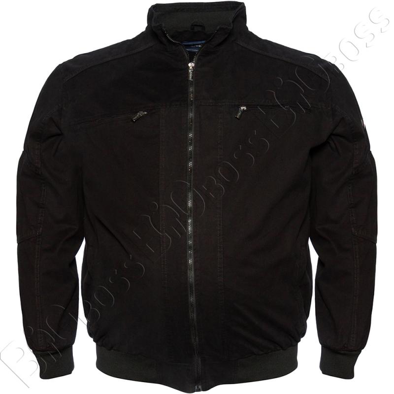 Куртка хлопок чёрного цвета  Annex 0