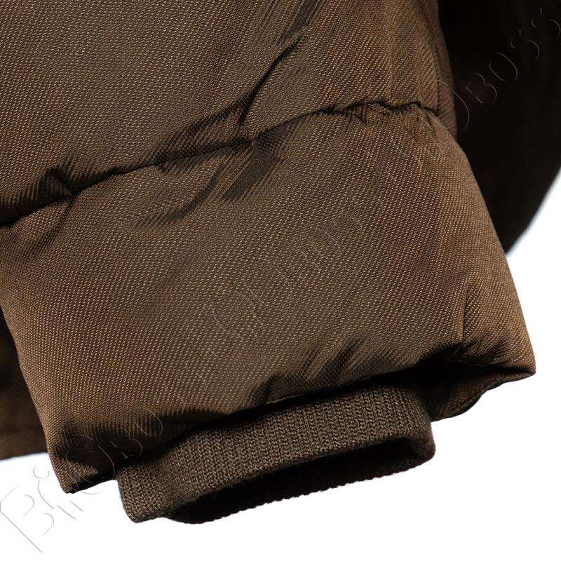 Зимняя куртка прямого кроя цвета хаки Dekons 5