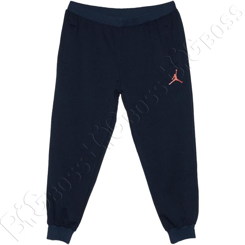 Трикотажные спортивные штаны на манжете Big Team 0