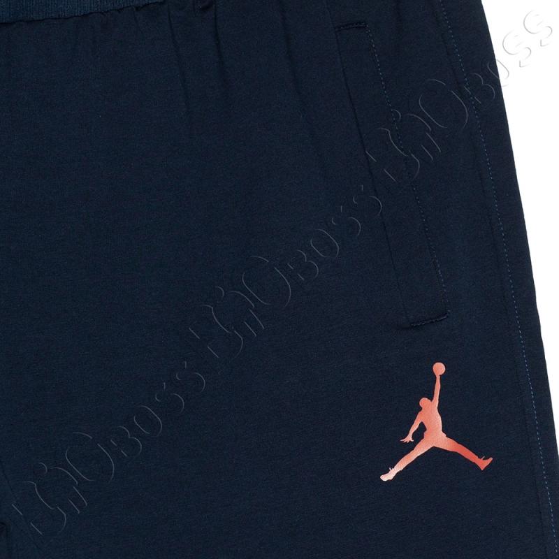Трикотажные спортивные штаны на манжете Big Team 2