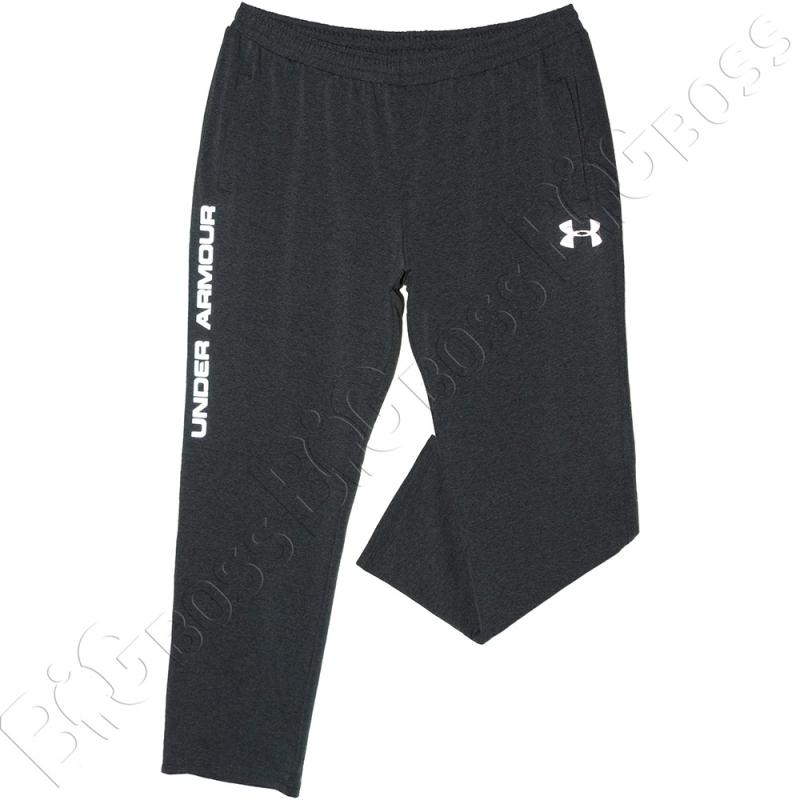 Трикотажные спортивные штаны серого цвета Big Team 0