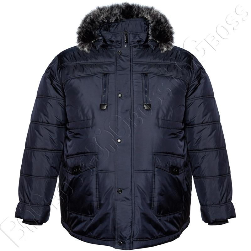 Зимняя куртка прямого кроя Olser 0
