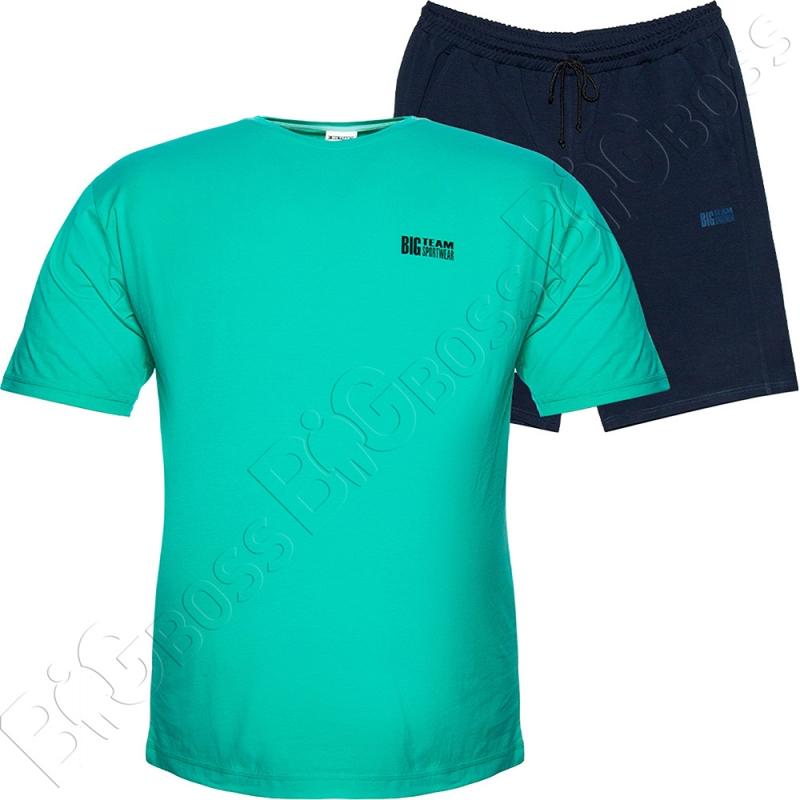 Костюм футболка + шорты Big Team 0
