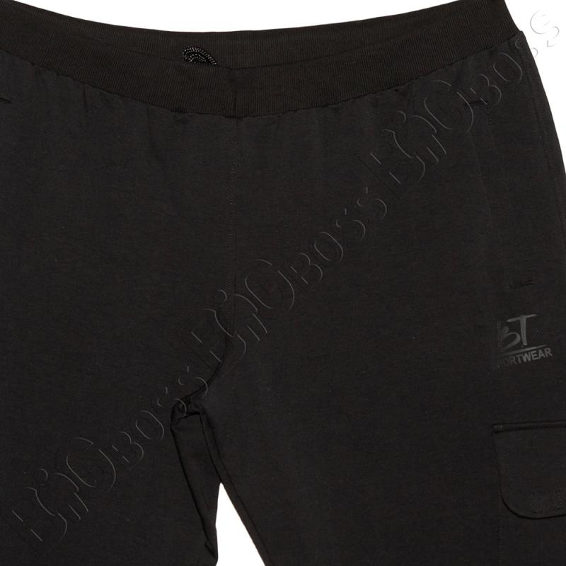 Трикотажные спортивные штаны с боковыми карманами Big Team 1