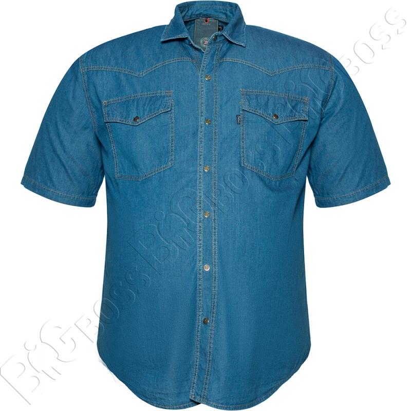 Джинсовая рубашка (тонкая) Dekons 0