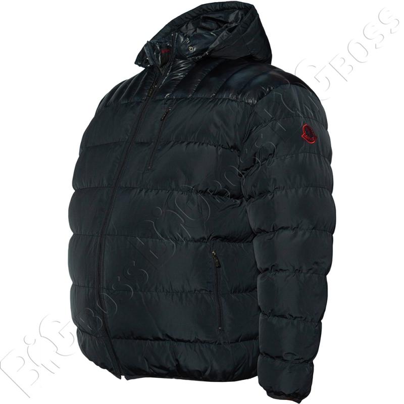 Зимняя куртка тёмно синего цвета Olser 2