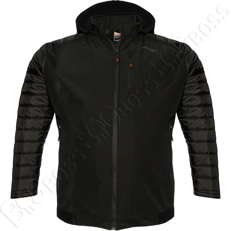 Куртка на позднюю осень прямого кроя Mac Caprio 0