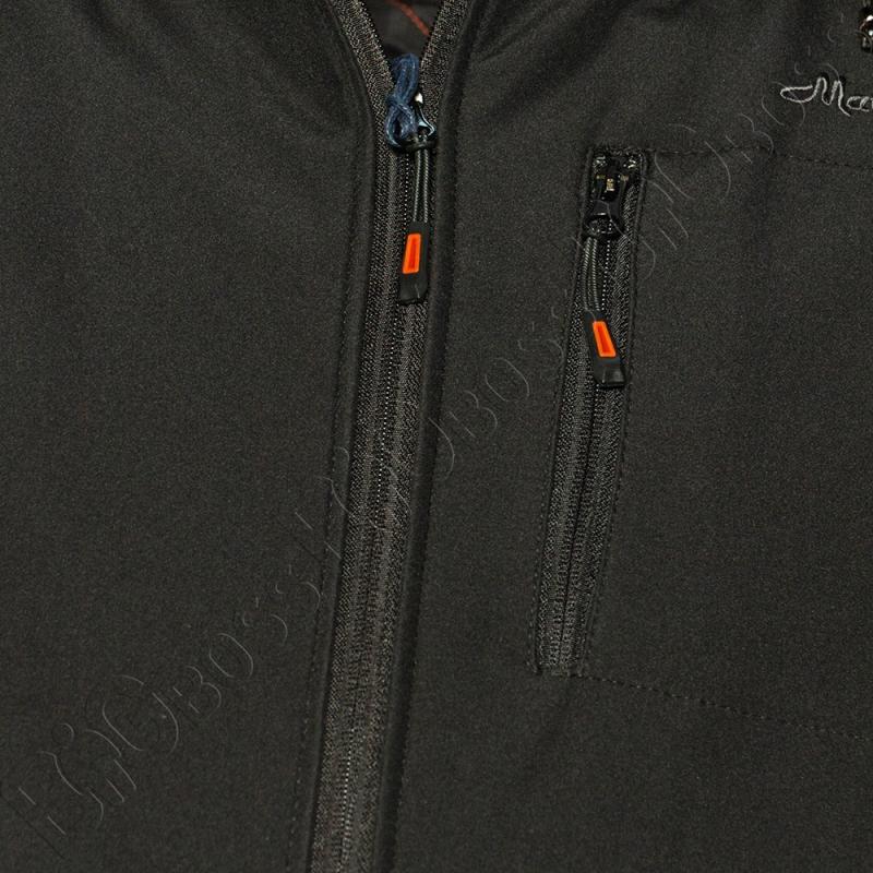 Куртка на позднюю осень прямого кроя Mac Caprio 2