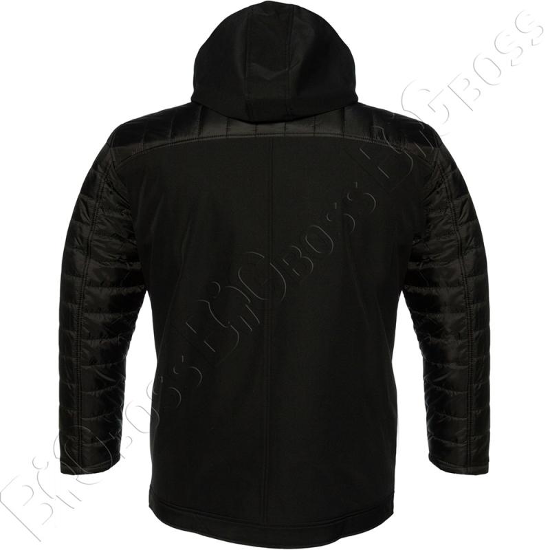 Куртка на позднюю осень прямого кроя Mac Caprio 4