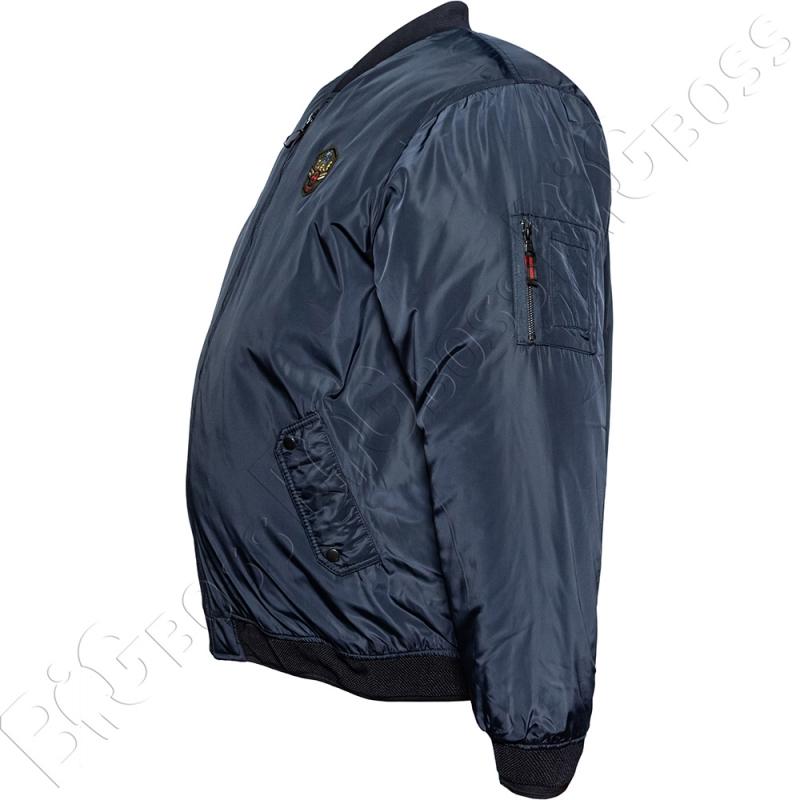 Куртка пилот (еврозима) тёмно синего цвета Grand Chief 3
