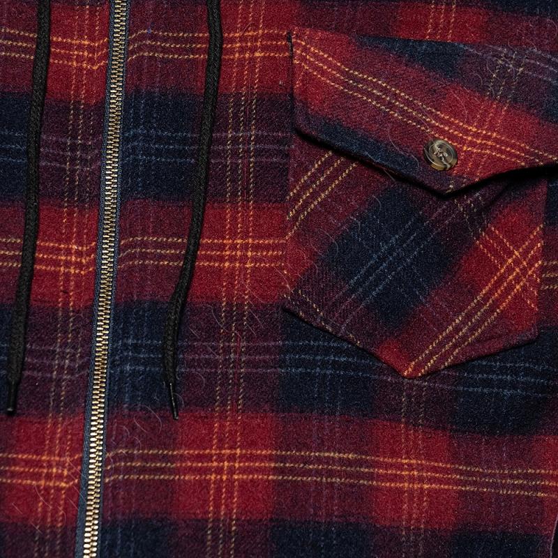 Тёплая рубашка с капюшоном Dekons 2