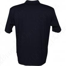 Поло тёмно синего цвета Borcan Club 2