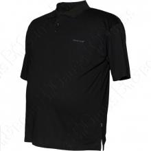 Поло чёрного цвета Borcan Club 1
