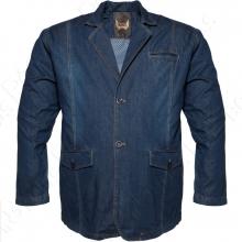 Джинсовый пиджак (ветровка) Olser