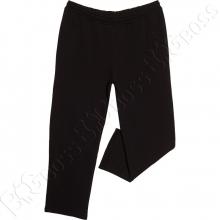 Тёплые спортивные штаны чёрного цвета Big Team