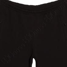 Тёплые спортивные штаны чёрного цвета Big Team 1