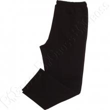 Тёплые спортивные штаны чёрного цвета Big Team 2