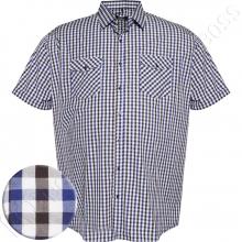 Рубашка короткий рукав 10-12 XL  Big Team